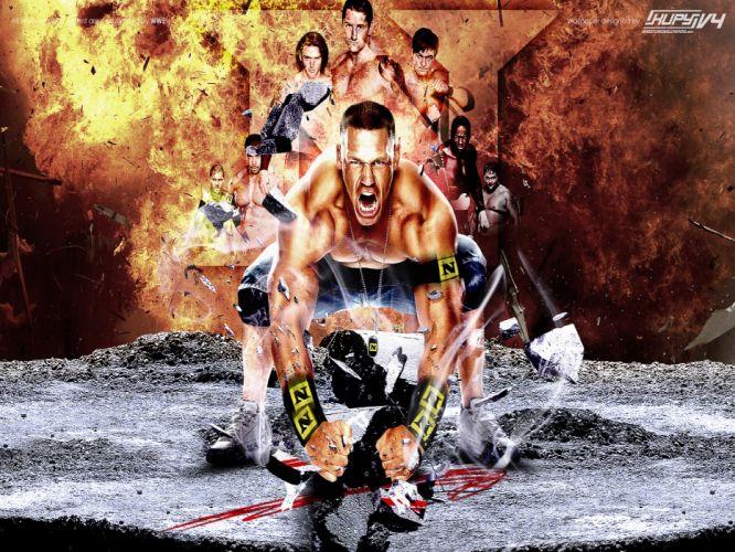 WWE wrestling k wallpaper