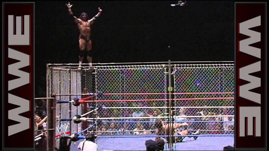 WWE wrestling superfly snuka wallpaper
