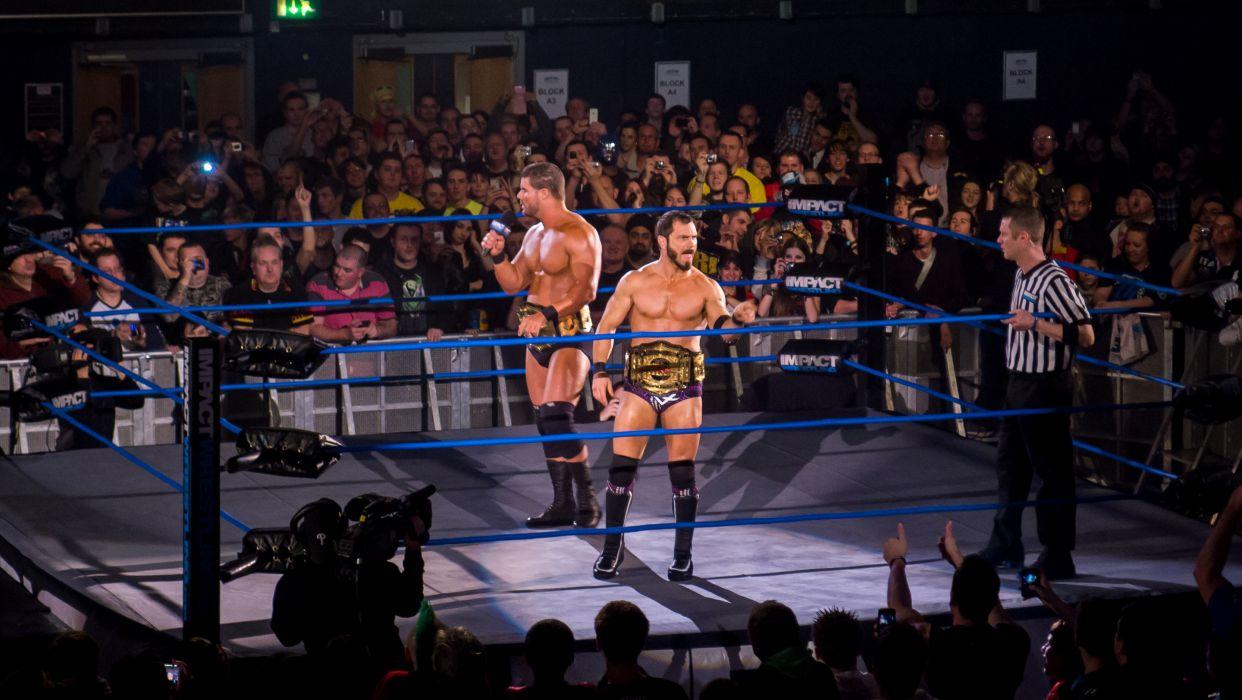 TNA wrestling    dw wallpaper