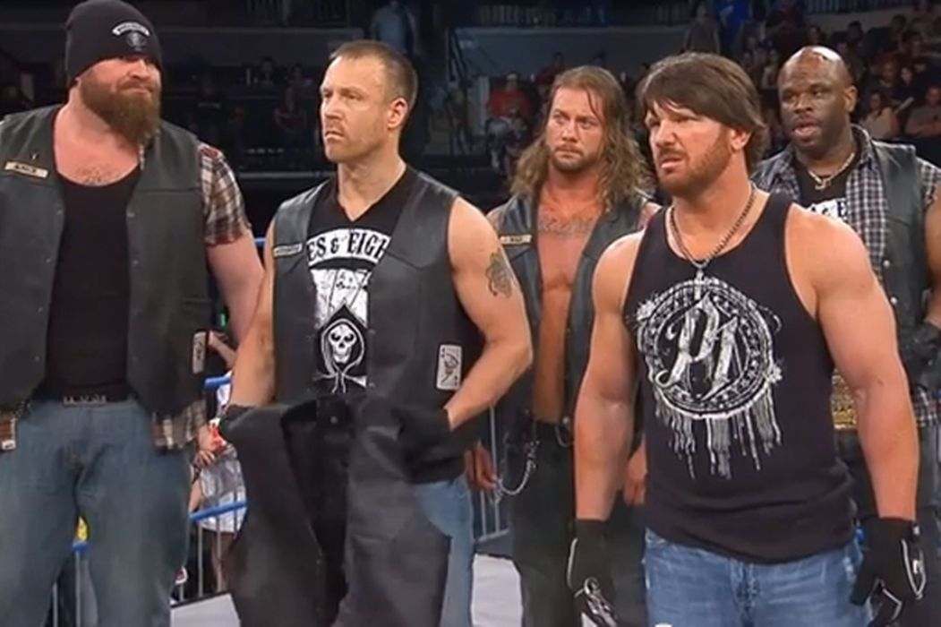 TNA wrestling   ff wallpaper