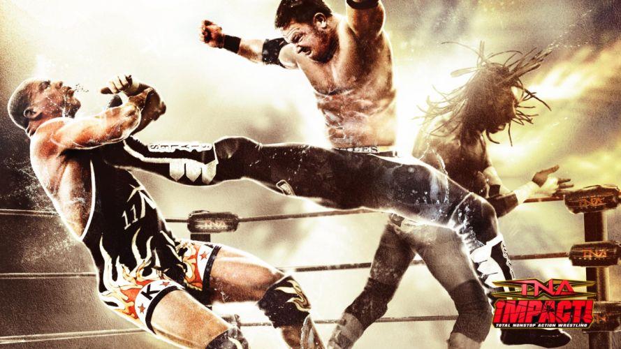 TNA wrestling dd wallpaper