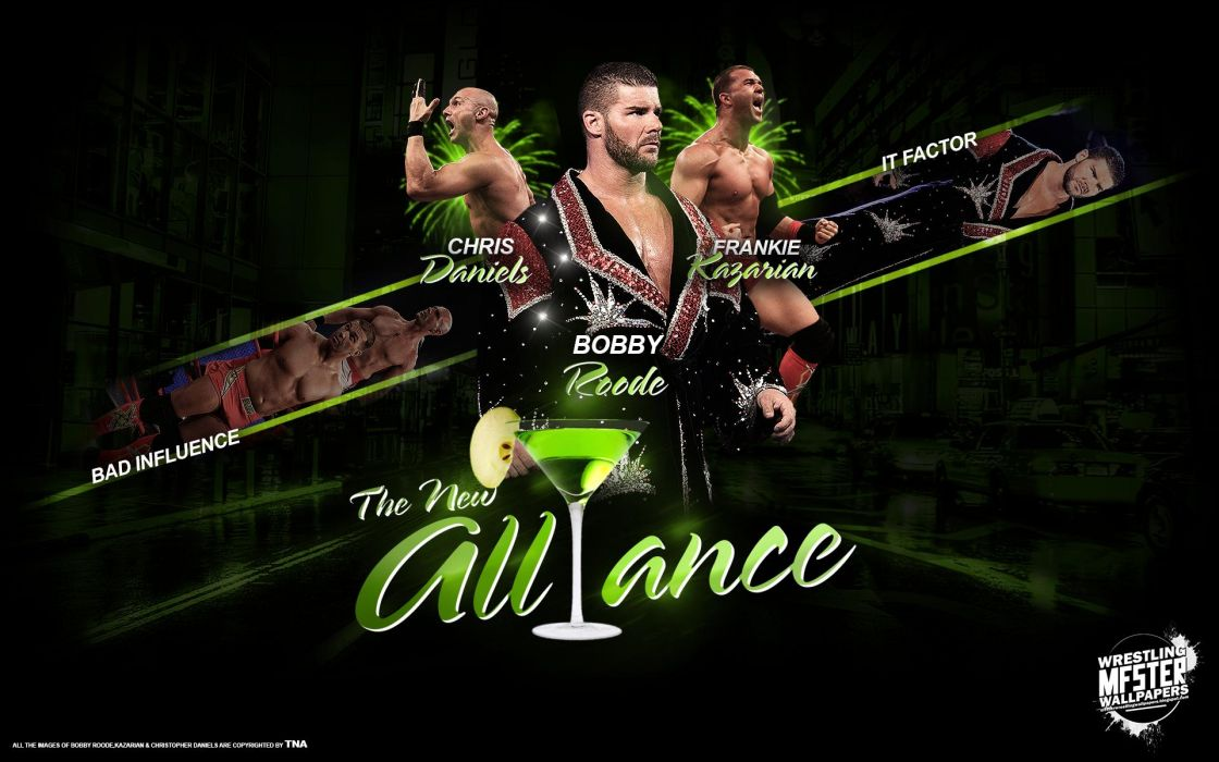 TNA wrestling  gs wallpaper