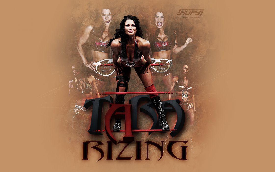 TNA wrestling divas      f wallpaper