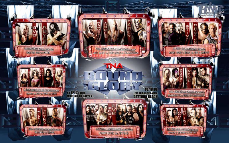 TNA wrestling poster f wallpaper
