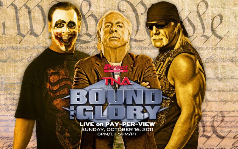 TNA wrestling poster r wallpaper