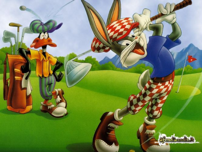 BUGS BUNNY looney tunes daffy h wallpaper