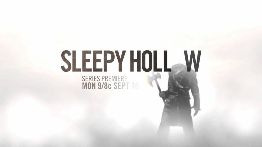 SLEEPY HOLLOW horror television fox ds wallpaper