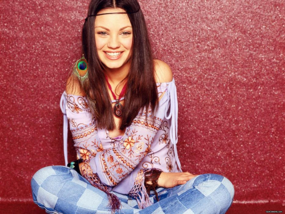 That 70s Show mila kunis    fe wallpaper