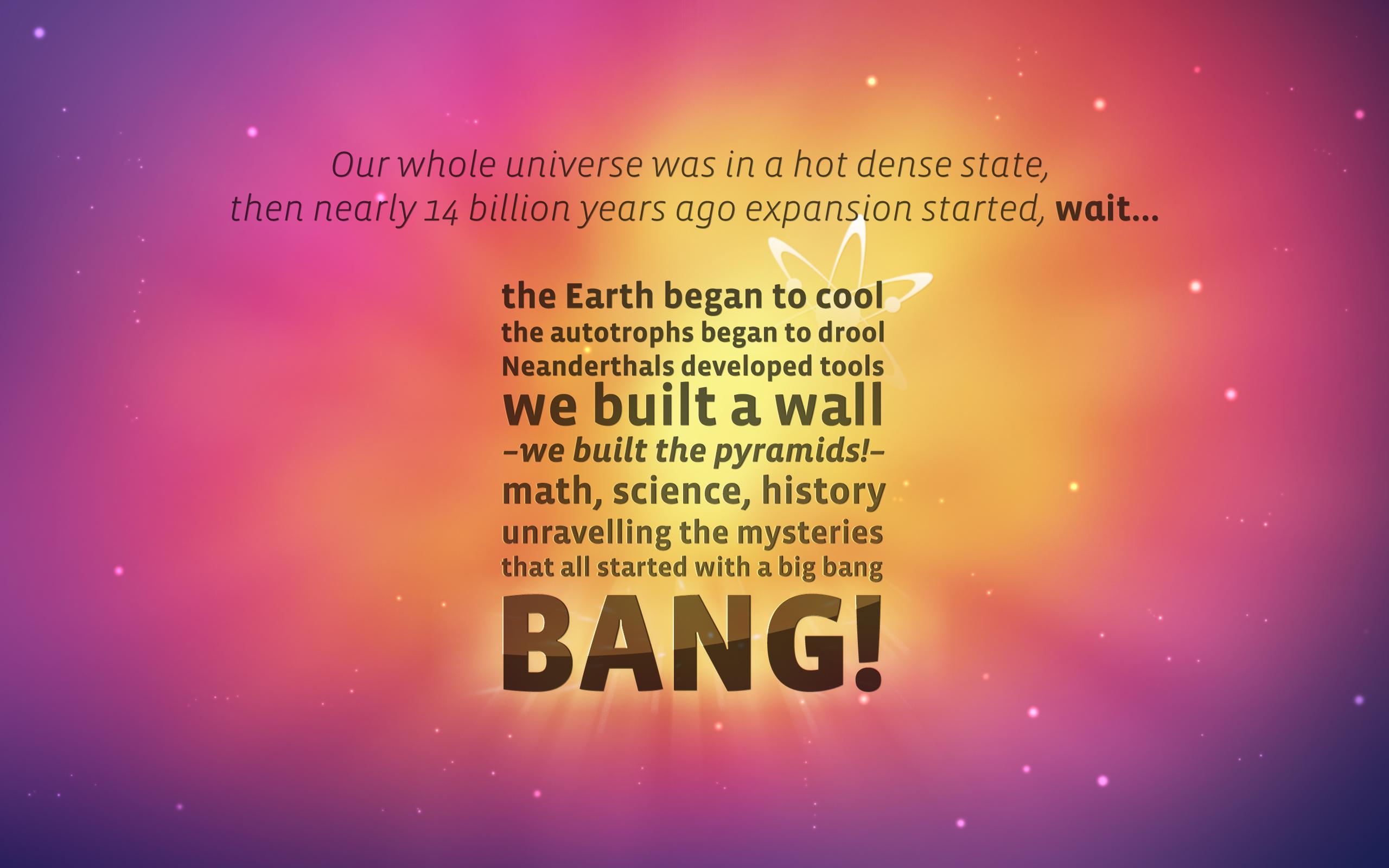 THE BIG BANG THEORY gs wallpaper | 2560x1600 | 160866 | WallpaperUP