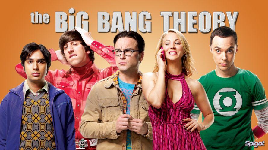 THE BIG BANG THEORY fh wallpaper