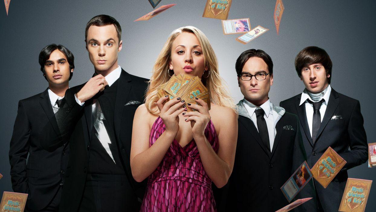 The Big Bang Theory Fw Wallpaper 1920x1080 160898 Wallpaperup