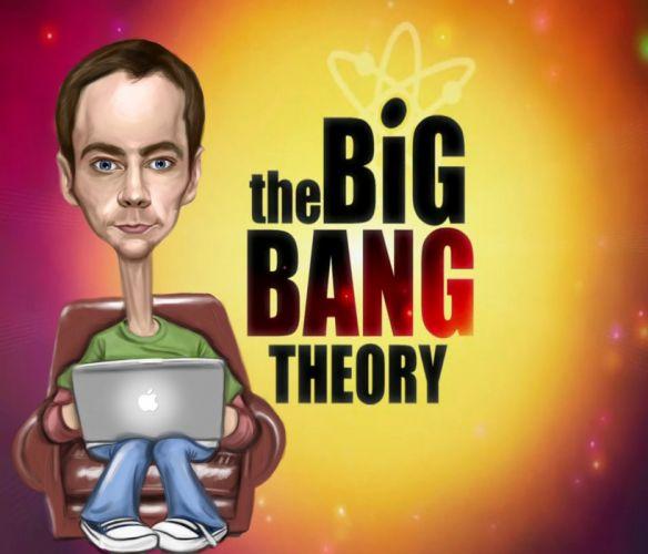 THE BIG BANG THEORY u wallpaper