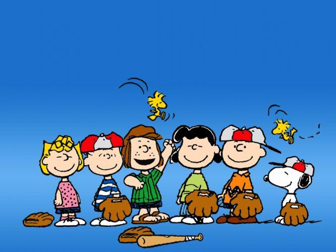 CHARLIE BROWN peanuts comics t3 wallpaper