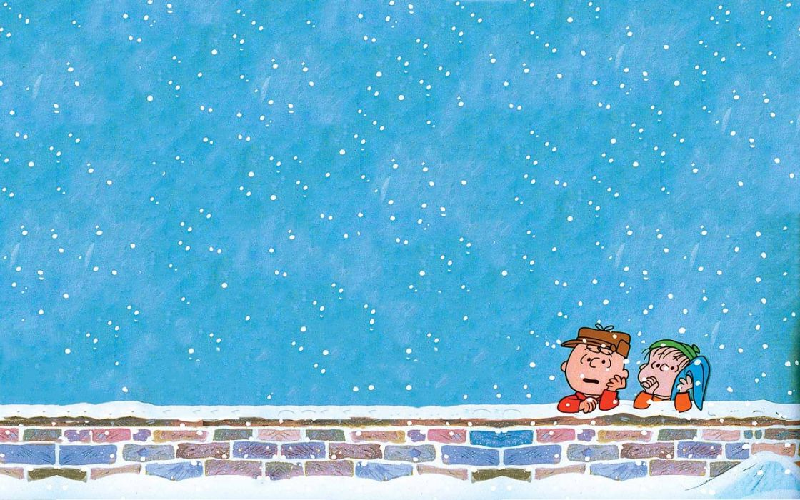 CHARLIE BROWN peanuts comics christmas dx wallpaper