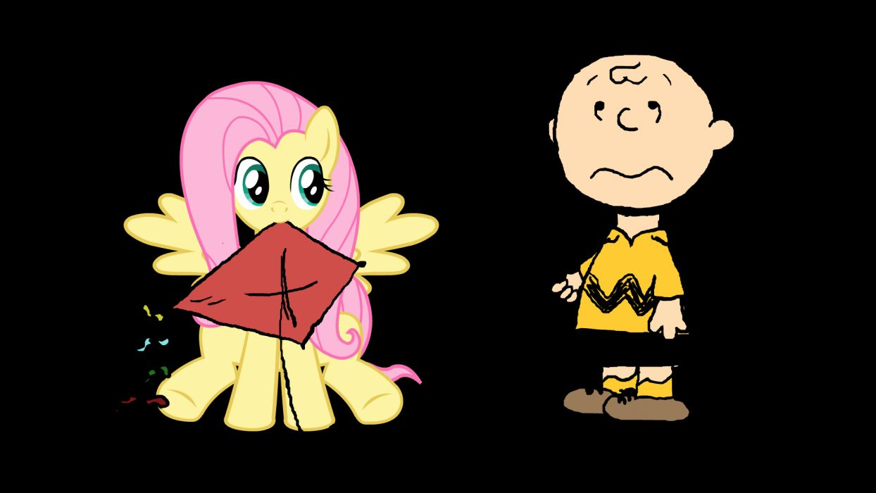 CHARLIE BROWN peanuts comics little pony      g wallpaper
