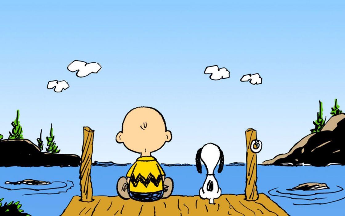 CHARLIE BROWN peanuts comics snoopy    g wallpaper