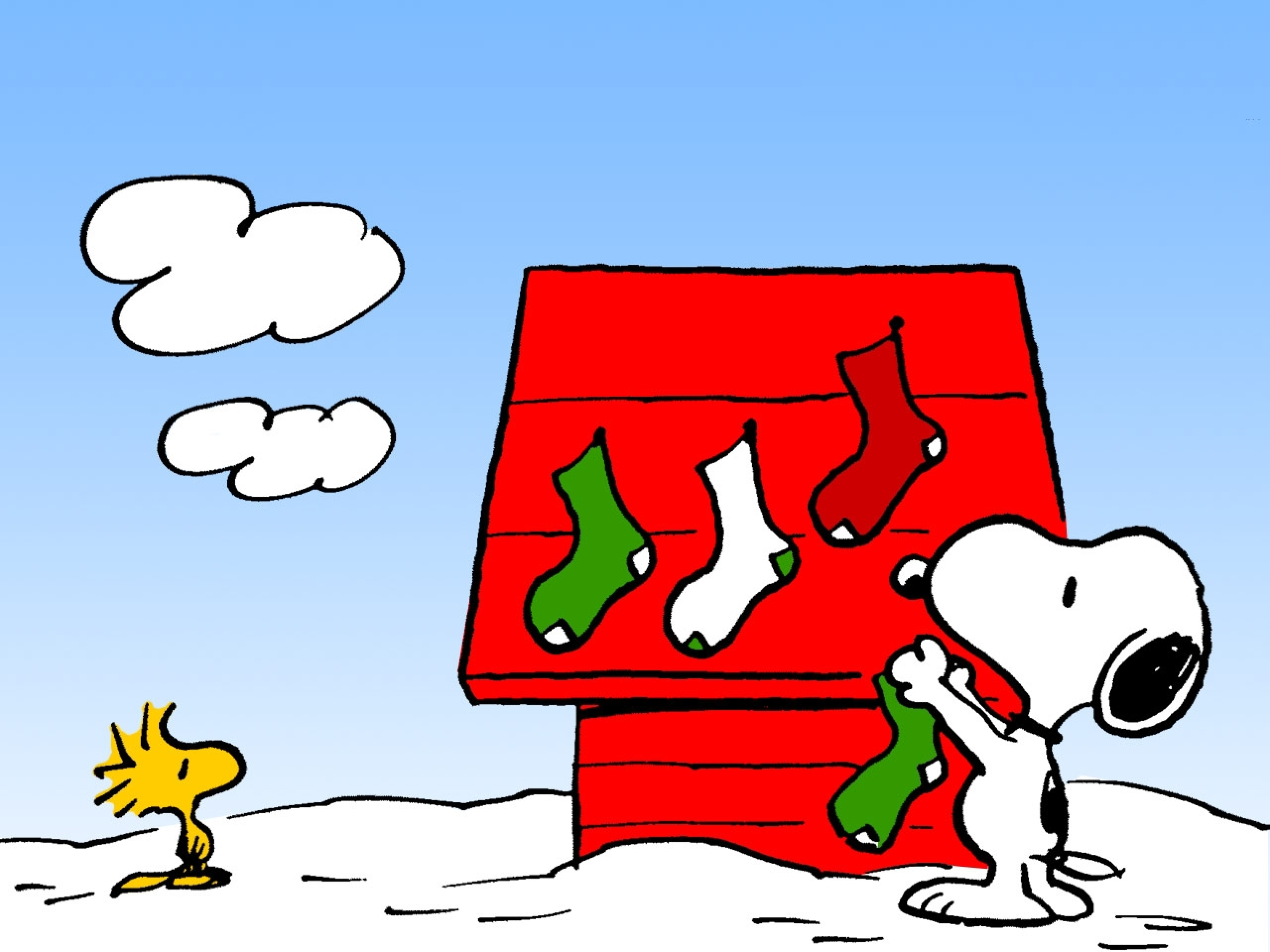 CHARLIE BROWN peanuts comics snoopy christmas rw wallpaper ...