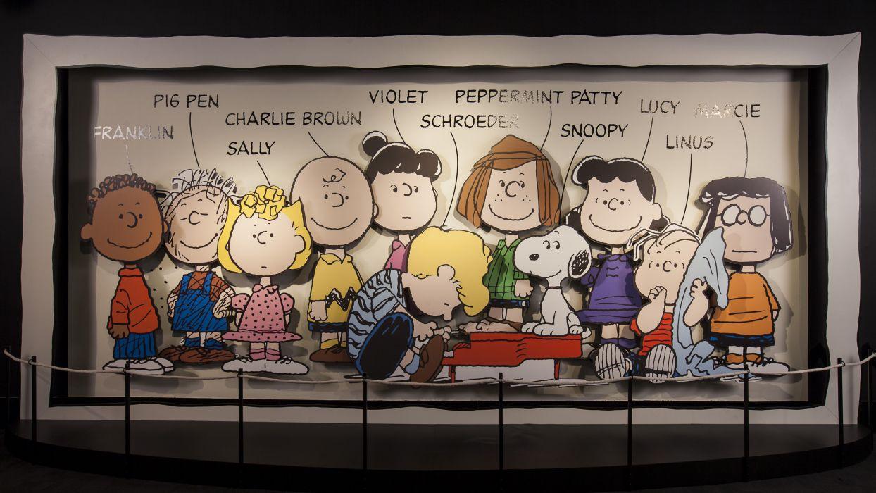 CHARLIE BROWN peanuts comics wallpaper
