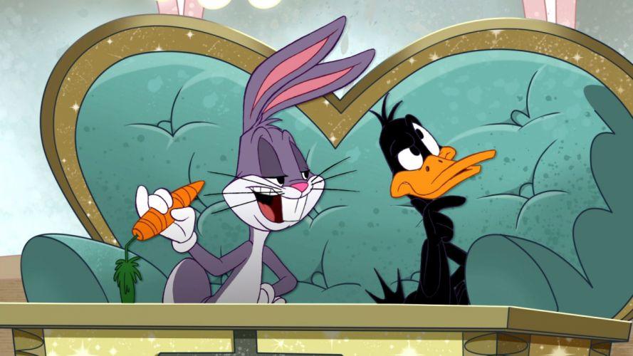 DAFFY looney toons bugs bunny v wallpaper