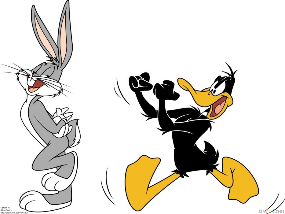 DAFFY looney toons bugs bunny  f wallpaper