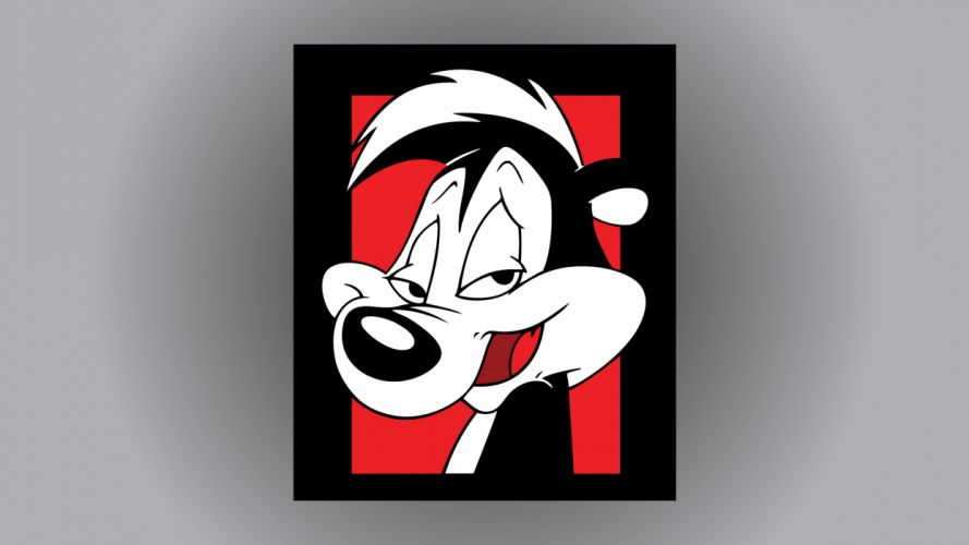 PEPE LE PEW looney tunes gv wallpaper