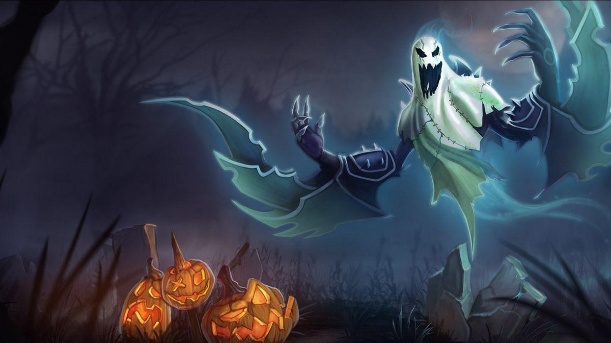Halloween League Legends Wallpaper 1920x1080 161474 Wallpaperup