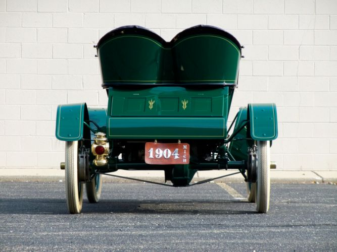1904 Oldsmobile French Front Touring Runabout retro h wallpaper