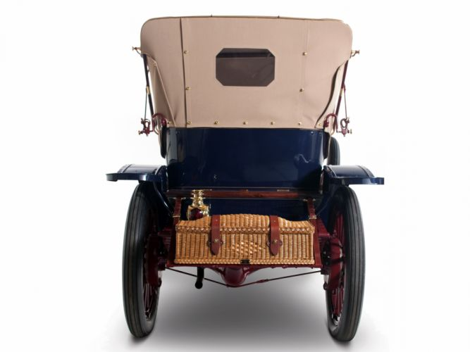 1908 Oldsmobile Limited Touring retro h wallpaper