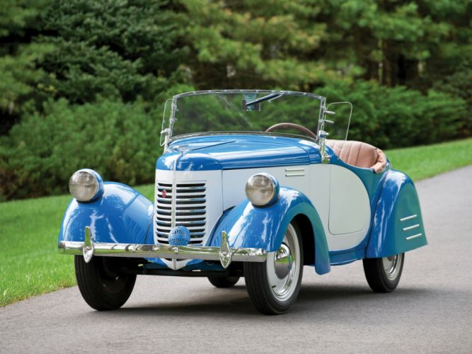 1939 American Bantam Model-62 Deluxe Roadster retro g wallpaper