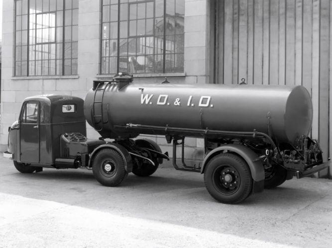 1948 Scammell Scarab semi tractor retro wallpaper