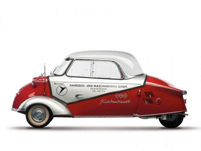 1962 Messerschmitt KR200 Service Car classic g wallpaper