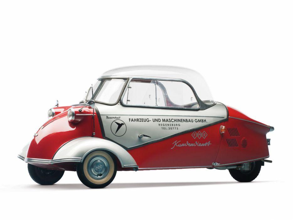 1962 Messerschmitt KR200 Service Car classic wallpaper
