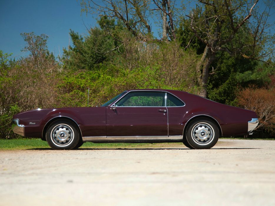1966 Oldsmobile Toronado (9487) luxury classic fwd     g wallpaper