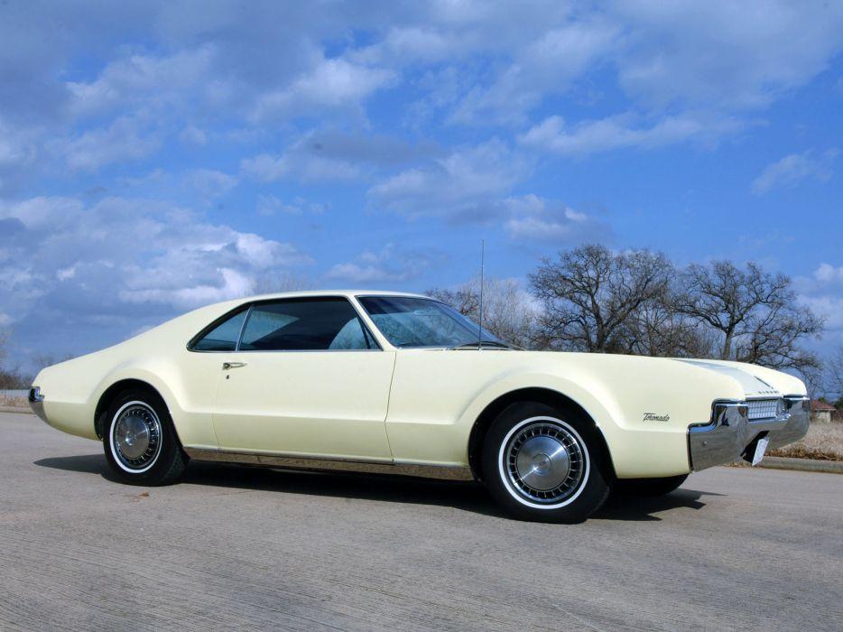 1966 Oldsmobile Toronado (9487) luxury classic fwd   fa wallpaper