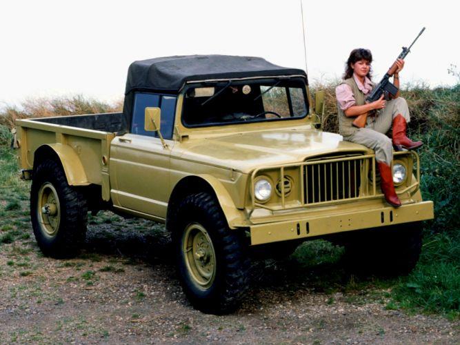 1967 Kaiser Jeep M715 Military Truck 4x4 Classic Pickup F