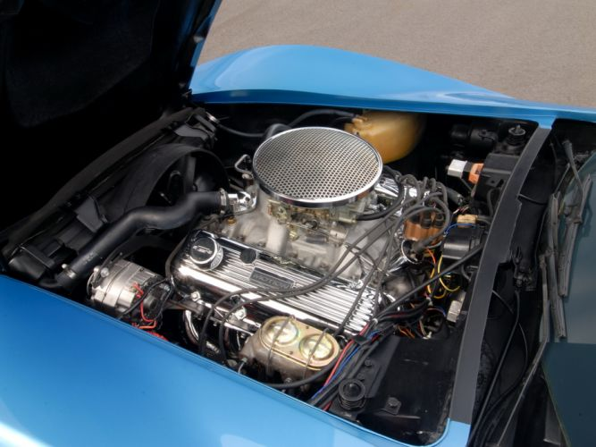 1969 Baldwin Motion Phase-III GT Chevrolet Corvette (DA3) supercar muscle classic g-t engine g wallpaper