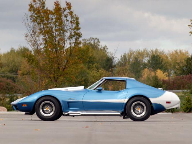 1974 Baldwin Motion Phase-III GT Chevrolet Corvette (DA3) supercar muscle classic g-t wallpaper