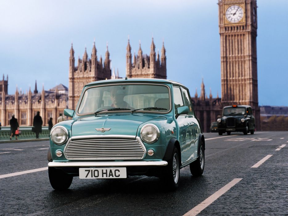 1990 Rover Mini Cooper (ADO20)   h wallpaper