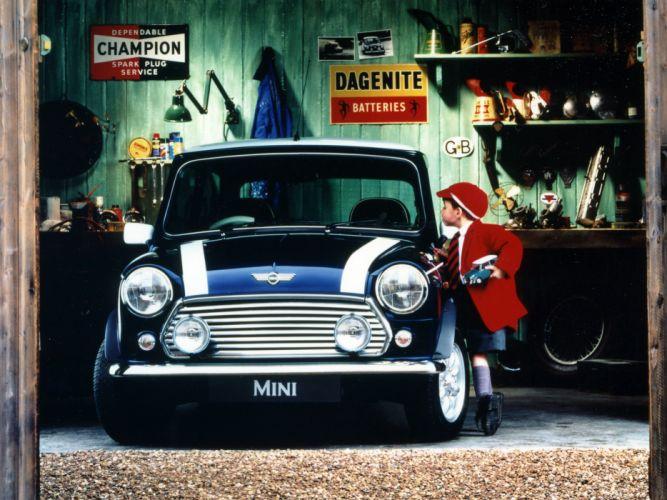 1990 rover mini cooper ado20 wallpaper 1920x1440 for Garage austin mini
