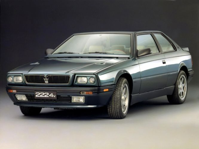1991 Maserati 222 4v fg wallpaper
