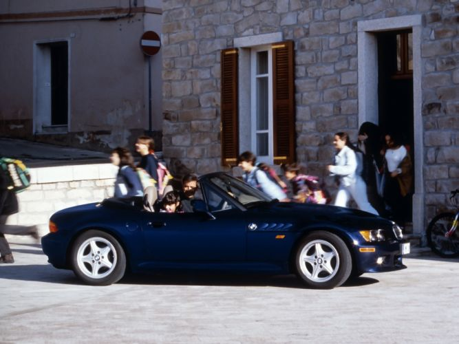 1995 BMW Z3 Roadster (E36-7) g wallpaper