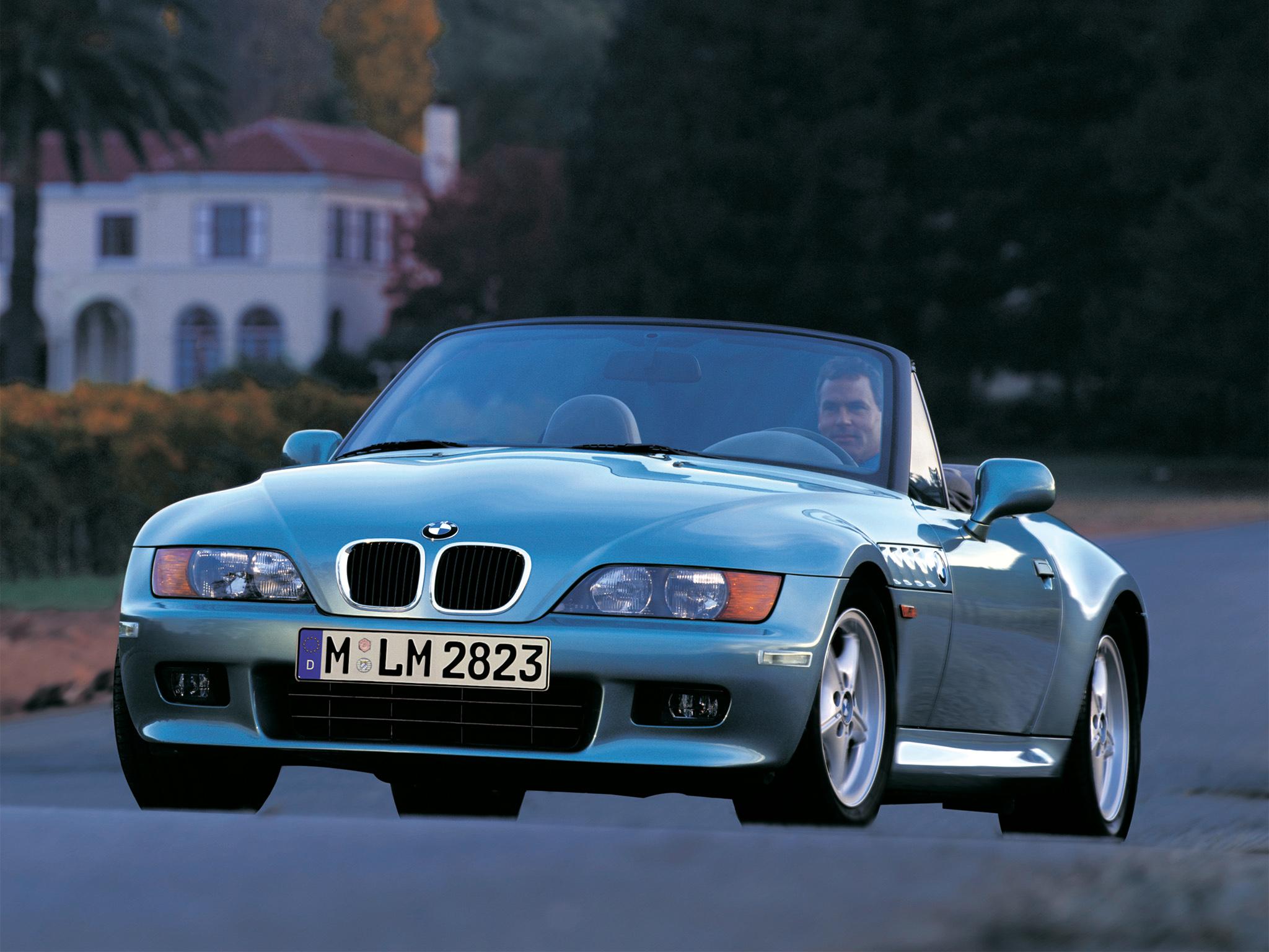 1995 BMW Z3 Roadster (E36-7) wallpaper | 2048x1536 ...