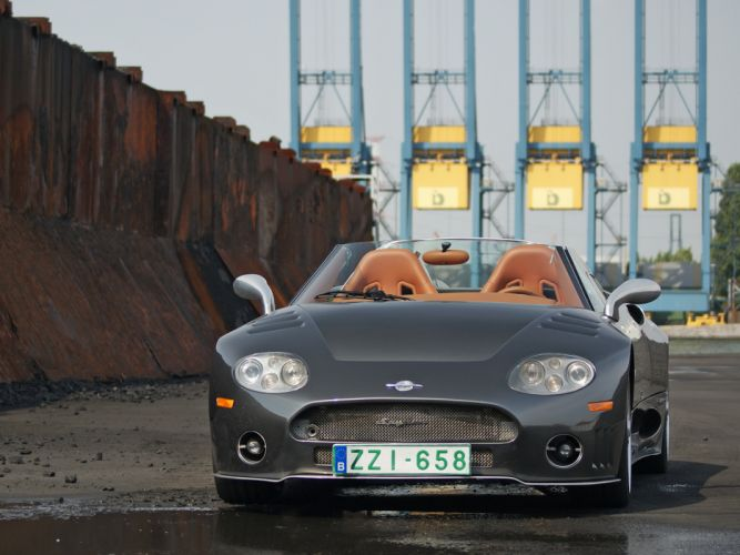 2000 Spyker C8 Spyder supercar c-8 h wallpaper