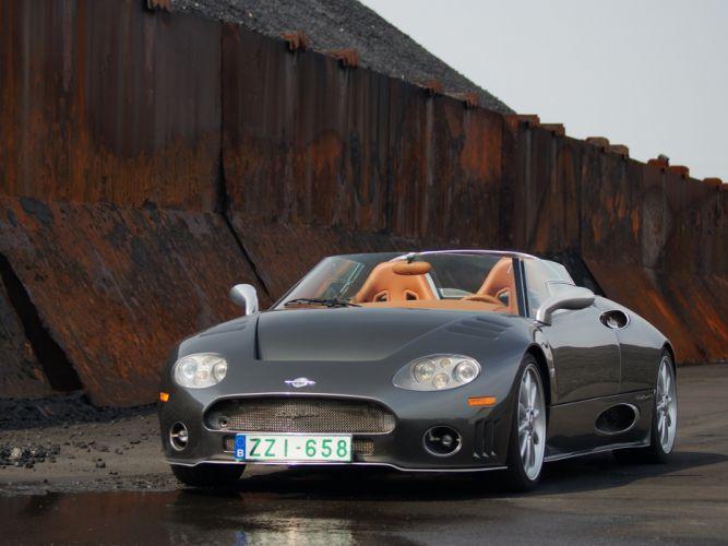2000 Spyker C8 Spyder supercar c-8 g wallpaper