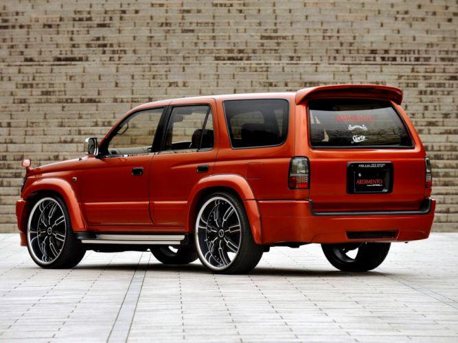 2002 Ardimento Toyota Hilux Surf (KZN185W) tuning suv d wallpaper