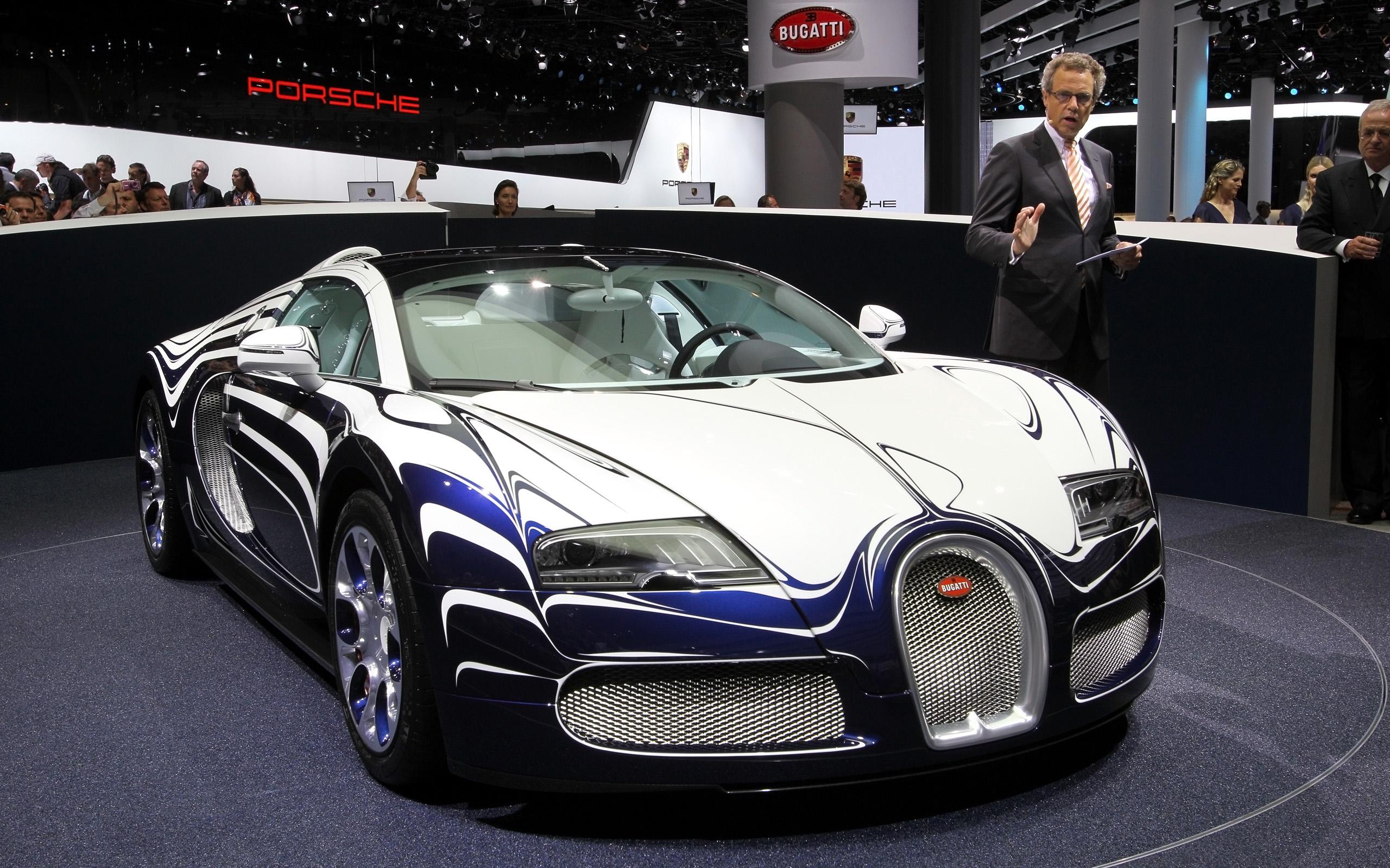 2011 bugatti veyron grand sport l 39 or blanc supercar gs wallpaper 2560x1. Black Bedroom Furniture Sets. Home Design Ideas