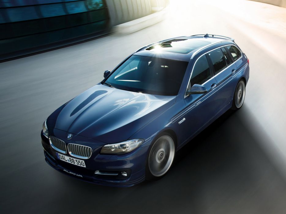 2013 Alpina B5 Bi-Turbo Touring F11 bmw stationwagon      g wallpaper