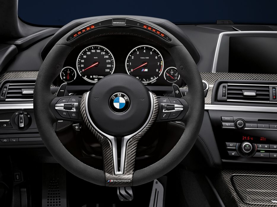 2013 BMW M6 Performance Accessories (F13) m-6 interior      h wallpaper