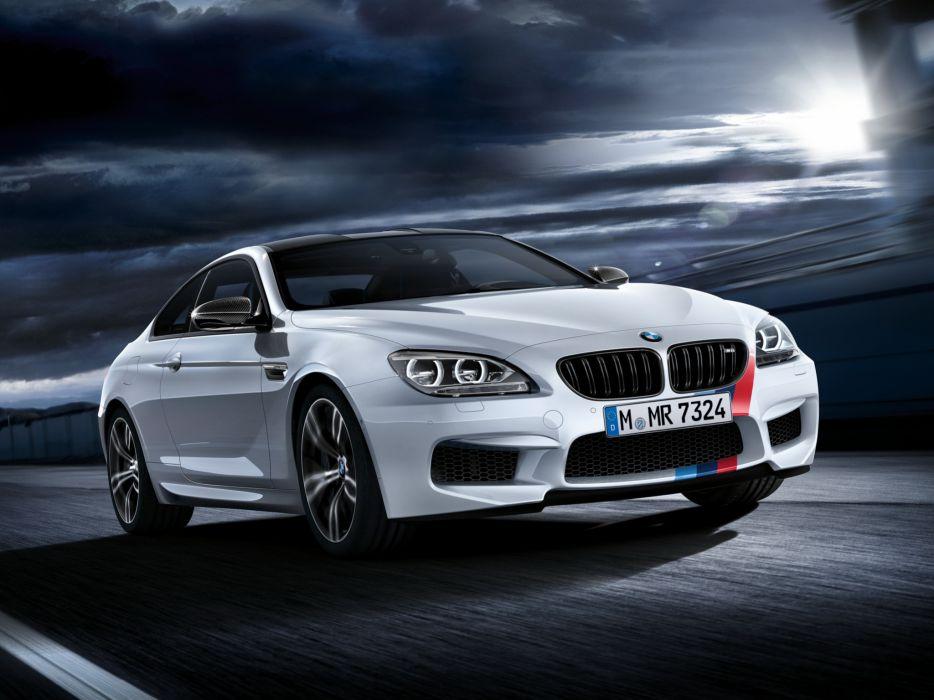 2013 BMW M6 Performance Accessories (F13) m-6 wallpaper