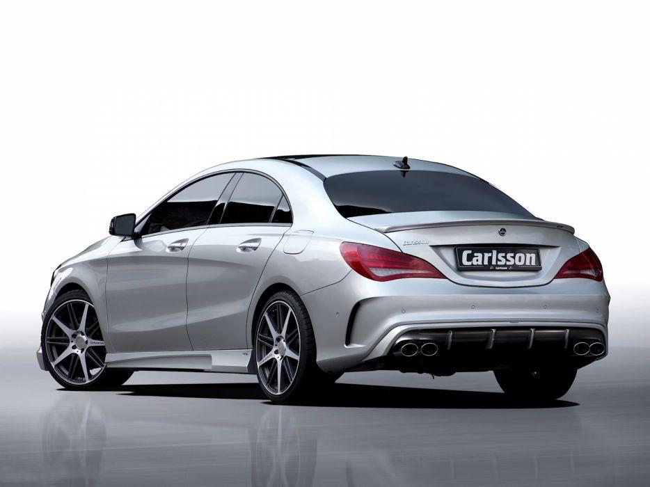 2013 Carlsson Mercedes Benz CLA RSR (C117) luxury wallpaper